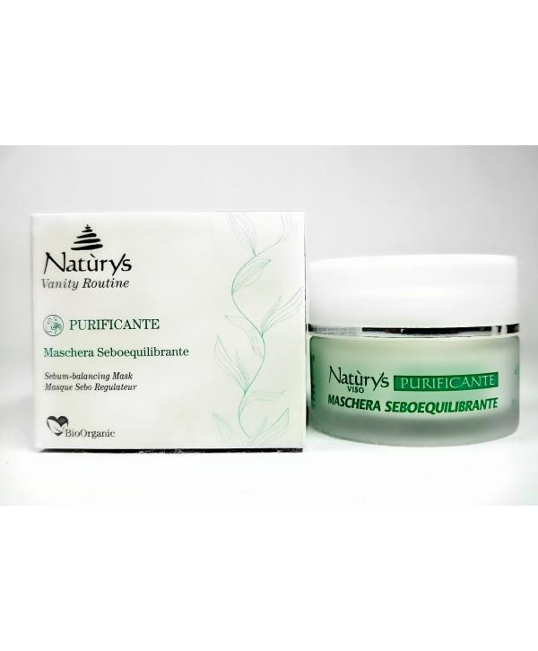 Naturys Vanity Routine Masca Seboechilibranta 50 ml