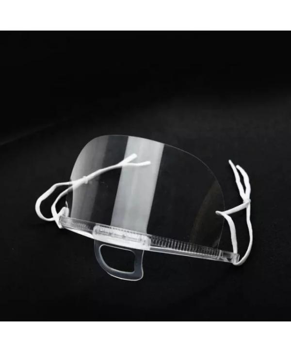 Masca Plastic Transparenta