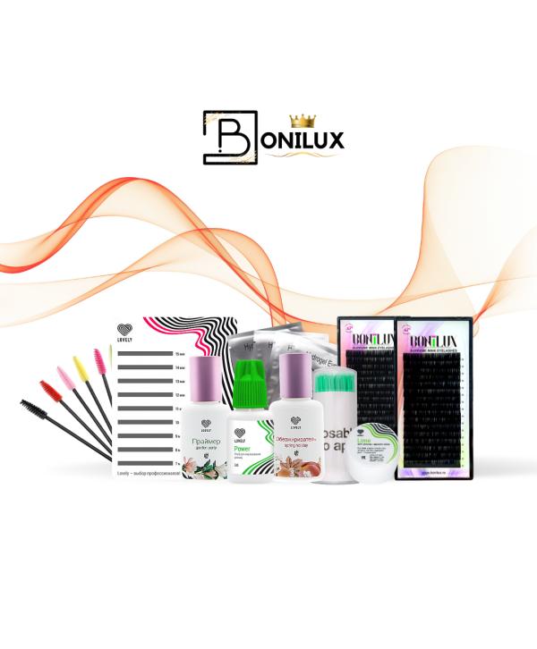 Bonilux Kit Extensii Gene Basic