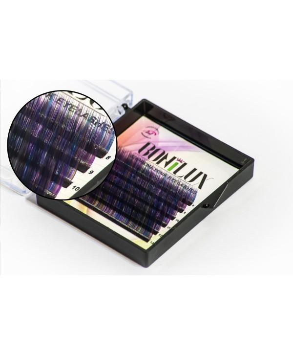 "Extensii Gene Bonilux ""Supreme""  Galaxy 2 Mini Mix"