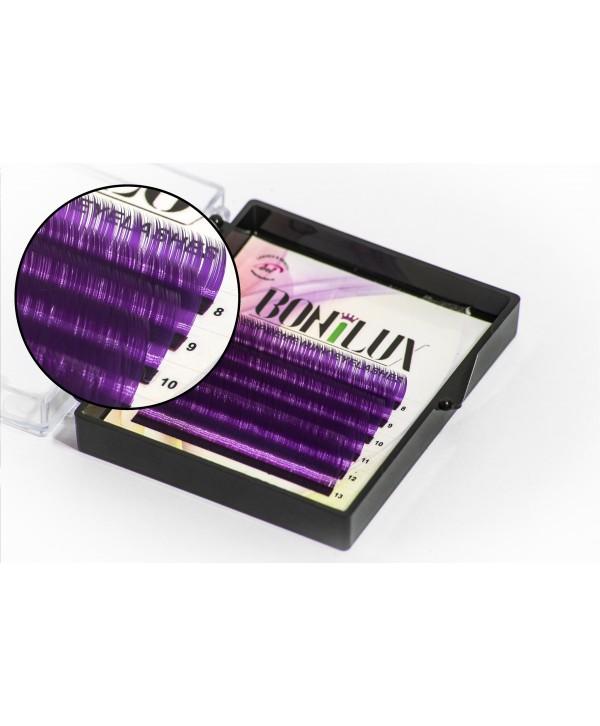 "Extensii Gene Bonilux ""Supreme"" Mini Mix Violet"