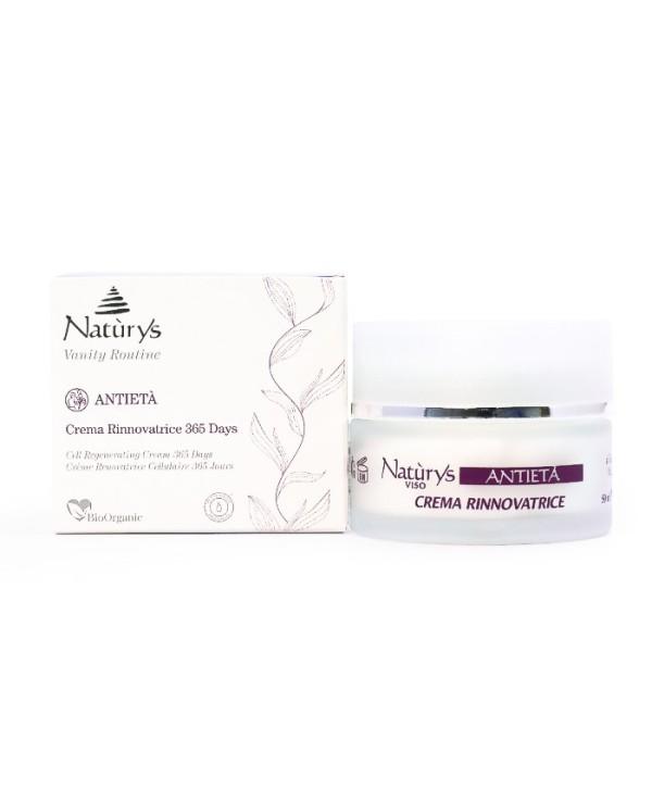 Naturys Vanity Routine Crema Rinnovatrice 365 Zile
