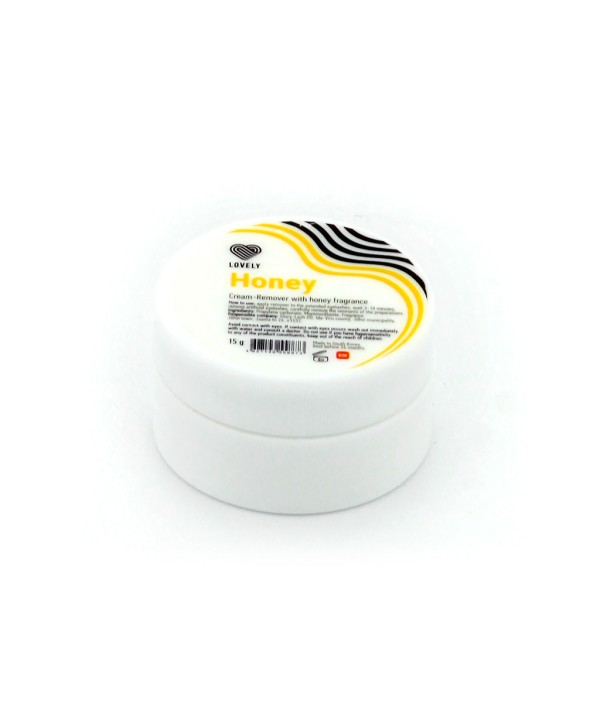 Lovely  Cream Remover Miere 15gr