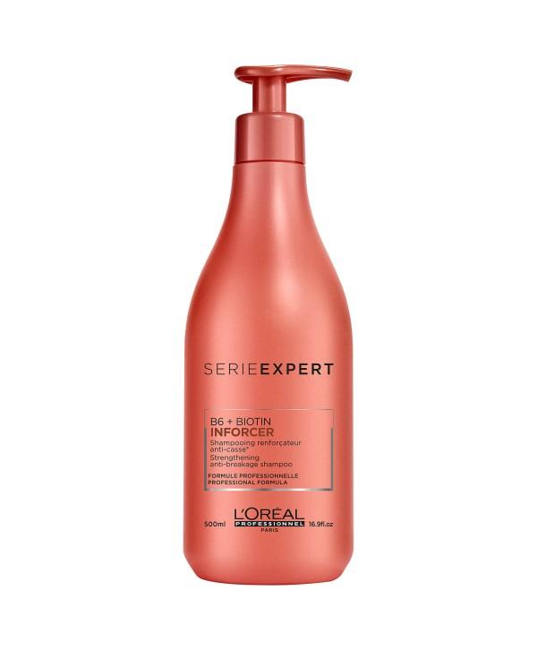 L'Oreal Professionnel Sampon Fortifiant - L'Oreal Professionnel Inforcer Shampoo 500ml.