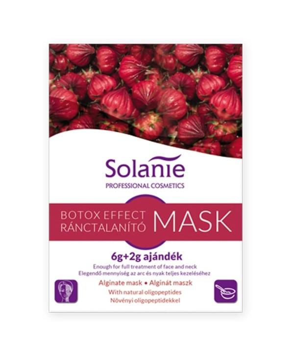 Solanie Masca Alginata Antirid Botox Efect 8g