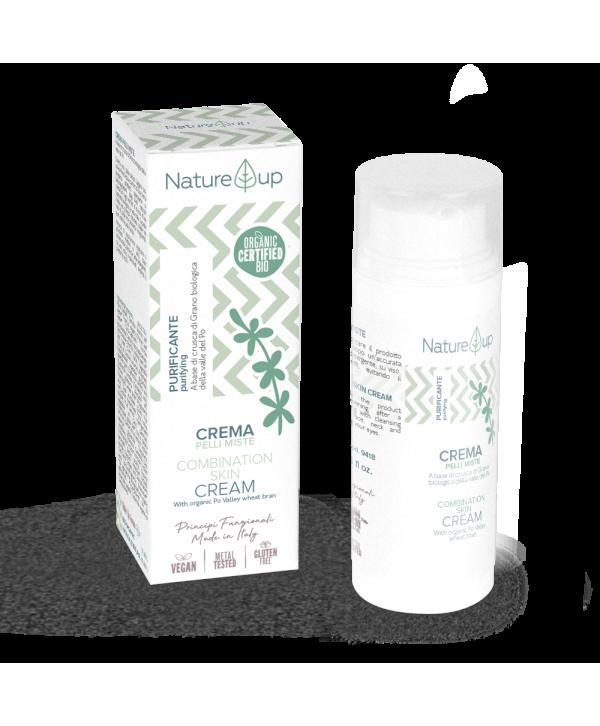 Nature Up Crema Ten Mixt 50ml